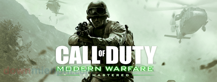 Call of Duty: Modern Warfare Remastered 2016 Full Cờ rắc