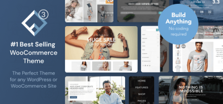 Flatsome | Multi-Purpose Responsive WooCommerce Theme 3.10.1