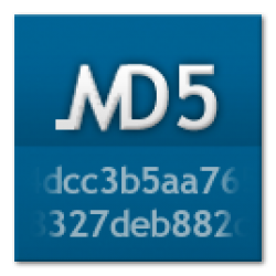 MD5 Check Utility