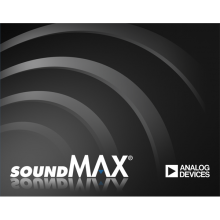 SoundMax Integrated Digital Audio Driver