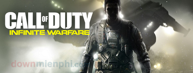 Call of Duty: Infinite Warfare (2016) Full Cờ rắc